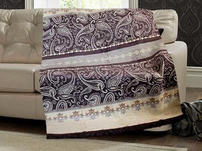 Плед cotton Rajtex 150*200 Капля 10327a