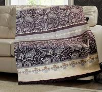 Плед cotton Rajtex 200*220 Капля 10327a