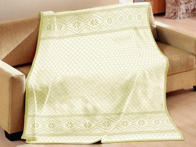 Плед cotton Rajtex 200*220 Снежинка 1710b