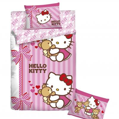КПБ 1,5 сп Hello Kitty 54/1+55/1+56/1