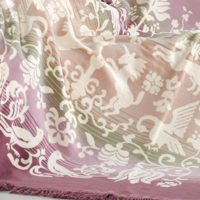Плед cotton Rajtex 150*200 Голубка 10324a